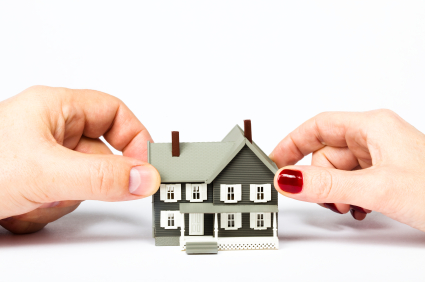 Liquidating assets during divorce do houses